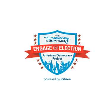 Engage the Election logo